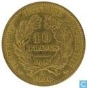 Frankreich 10 Franc 1850