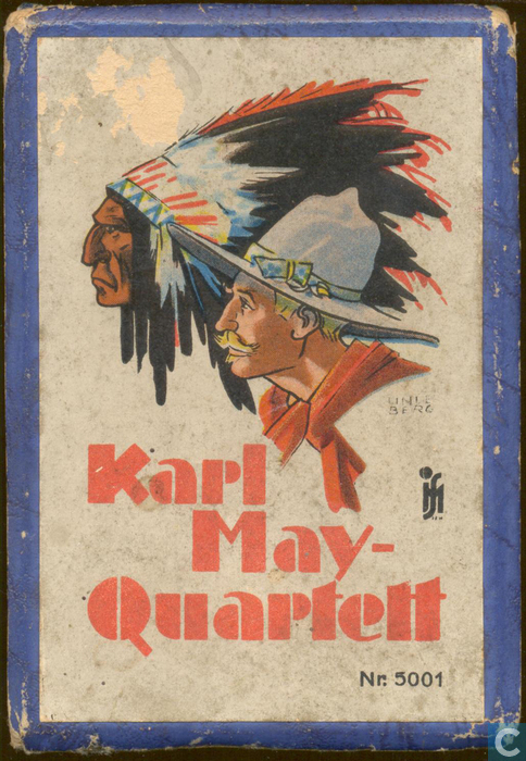 Karl May quartett