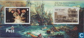Postage Stamps - Man - Admiral Nelson