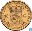 Pays-Bas 10 gulden 1832
