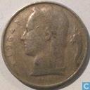 Coins - Belgium - Belgium 5 francs 1964 (NLD)