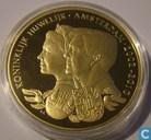 Bronzen huwelijk Willem Alexander en Maxima