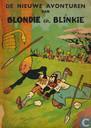 Comics - Blondie en Blinkie - De nieuwe avonturen van Blondie en Blinkie