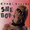 Vinyl records and CDs - Lauper, Cyndi - She Bop