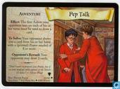 Trading cards - Harry Potter 2) Quidditch Cup - Pep Talk