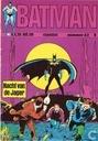 Strips - Batman - Nacht van de Jager