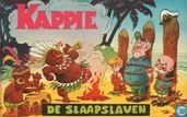 Comics - Käpten Kopp - De slaapslaven
