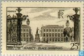 Timbres-poste - France [FRA] - Place Stanislas, Nancy