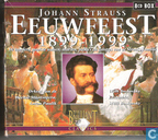 Vinyl records and CDs - Various artists - Johann  Strauss Eeuwfeest 1899 -1999