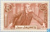 Timbres-poste - France [FRA] - Jean Jaurès