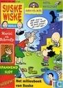 Bandes dessinées - Chevalier Rouge, Le [Vandersteen] - Suske en Wiske weekblad 45