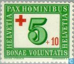 Postage Stamps - Switzerland [CHE] - Red cross