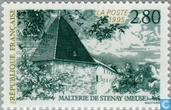 Postzegels - Frankrijk [FRA] - Biermuseum Stenay