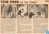 Comic Books - Bumble and Tom Puss - Tom Poes en het kukel