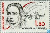 Timbres-poste - France [FRA] - Michel, Louise