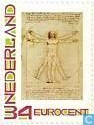 Leonardo - The Vitruvian Man
