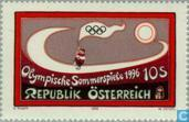 Postage Stamps - Austria [AUT] - Olympic Games- Atlanta