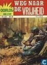 Comic Books - Oorlog - Weg naar de vrijheid