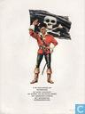 Comics - Rote Korsar, Der - Het brandmerk van de koning