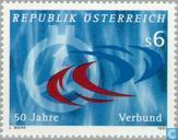 Timbres-poste - Autriche [AUT] - Verbund