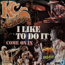 Disques vinyl et CD - KC & The Sunshine Band - I Like to Do It