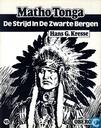Comic Books - Matho Tonga - De strijd in de Zwarte Bergen