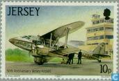 Postage Stamps - Jersey - Aircraft