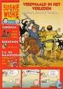 Strips - Suske en Wiske weekblad (tijdschrift) - 2000 nummer  17