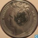 Coins - the Netherlands - Netherlands 1 gulden 1907