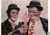 Cartes postales - Film: Laurel & Hardy - H 356