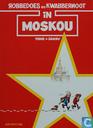 Strips - Robbedoes en Kwabbernoot - Robbedoes en Kwabbernoot in Moskou