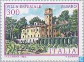 Timbres-poste - Italie [ITA] - Villas