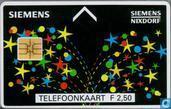 Siemens-Nixdorf Prettige Kerstdagen en Voorspoedig 1995
