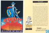 Trading cards - The Spirit - The Spirit - Title Card