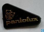 Pantolux (kleine poezen) [goud op zwart]