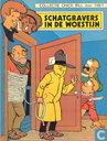Comic Books - Chick Bill - Schatgravers in de woestijn