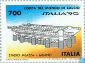 Postage Stamps - Italy [ITA] - World Cup Soccer