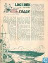 Strips - Kappie [Toonder] - 24 Juni. In de haven van Lutjewier.
