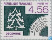 Timbres-poste - France [FRA] - Décembre
