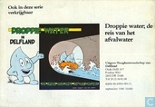 Comics - Droppie Water - De reis van het regenwater