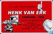 Henk van Erk, 25 jaar rij-instructeur