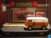 Model cars - Matchbox Int'l Ltd. - VW Delivery Van 'Coca Cola'