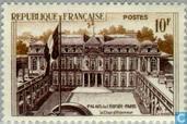 Briefmarken - Frankreich [FRA] - Élysée-Palast