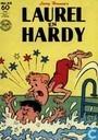Bandes dessinées - Laurel et Hardy - de veldslag