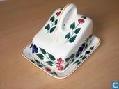 Ceramics - Boerenbont - kaasstolp