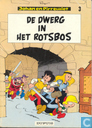 Comics - Johann und Pfiffikus - De dwerg in het Rotsbos