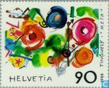 Postage Stamps - Switzerland [CHE] - Contemporary Art