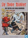 Comic Books - Red Knight, The [Vandersteen] - De gezellen van Nimrod