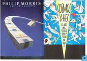 Ongesneden druk van de Cosmos X-HEC brochure