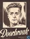 Bandes dessinées - Doorbraak (tijdschrift) - 1953 nummer  10